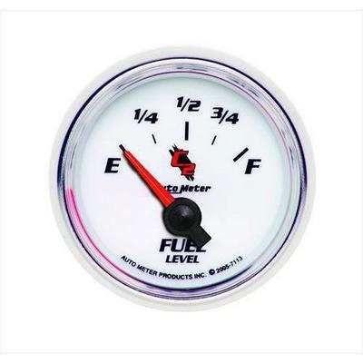 Auto Meter C2 Electric Fuel Level Gauge - 7113
