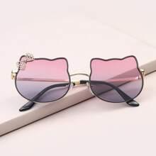 Kleinkind Sonnenbrille mit Karikatur Design