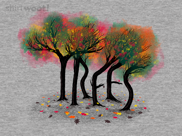 Trees T Shirt