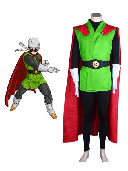Milanoo Dragon Ball Son Gohan Super Great Saiyaman Cosplay Disfraz