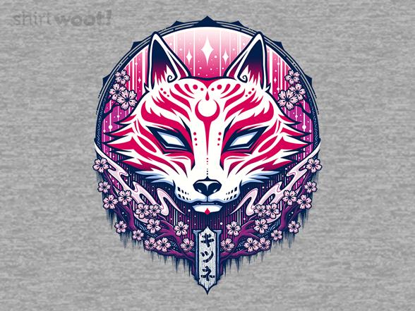 Kitsune T Shirt