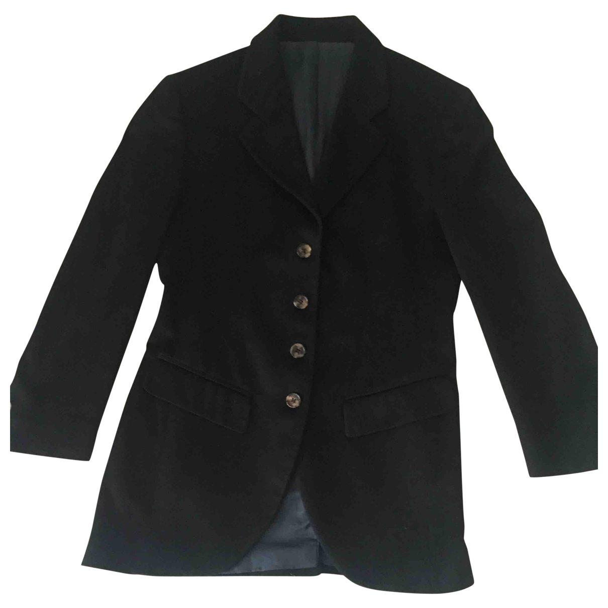 - Veste   pour femme en cachemire - noir