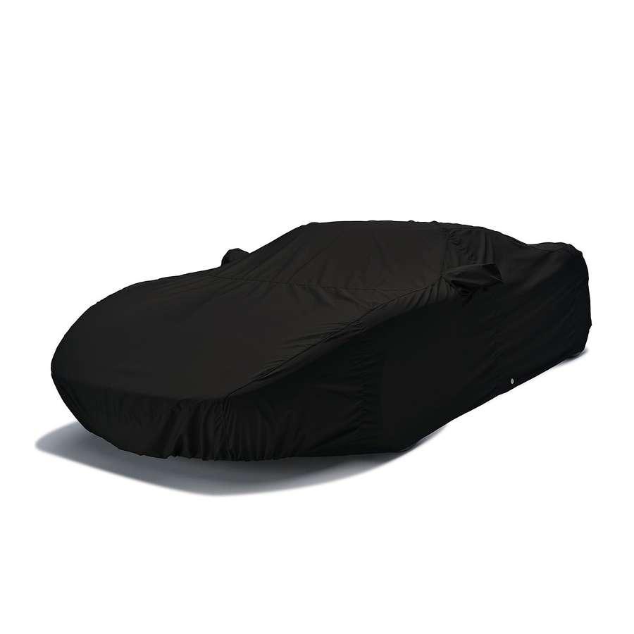 Covercraft C17510UB Ultratect Custom Car Cover Black Fiat 500 2012-2019