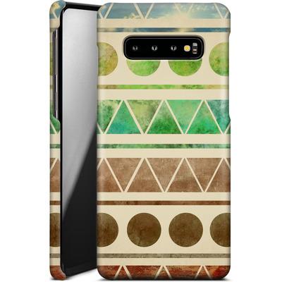 Samsung Galaxy S10 Plus Smartphone Huelle - Transition von Terry Fan