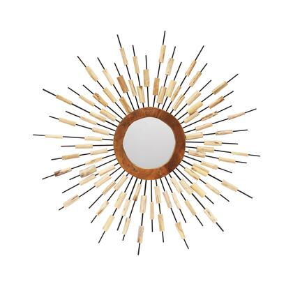 7162-091 Sun Spiral Mirror  In