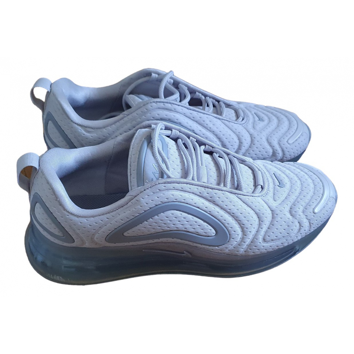 Nike Air Max 720 Grey Cloth Trainers for Men 43 EU