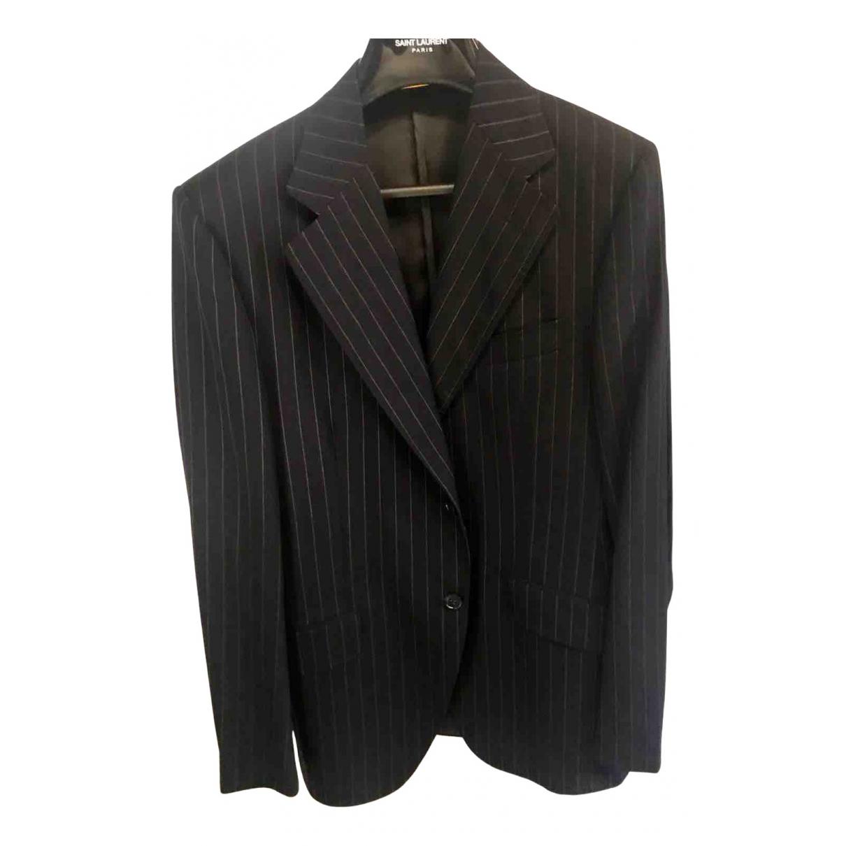 Dolce & Gabbana - Vestes.Blousons   pour homme en laine - marine
