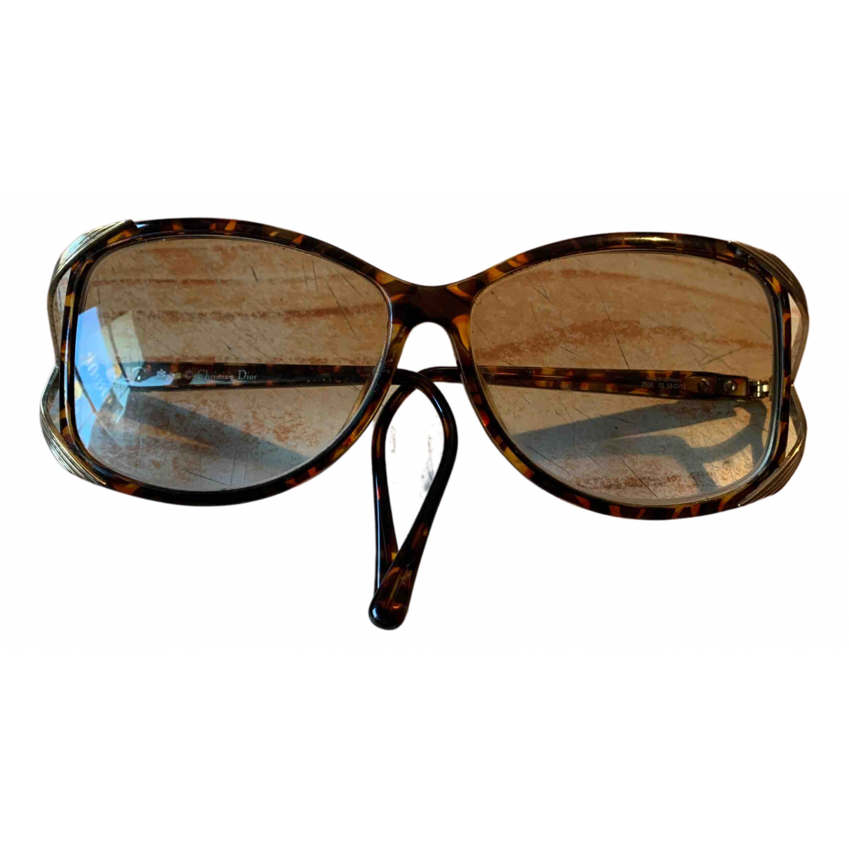 Dior N Brown Sunglasses for Women N