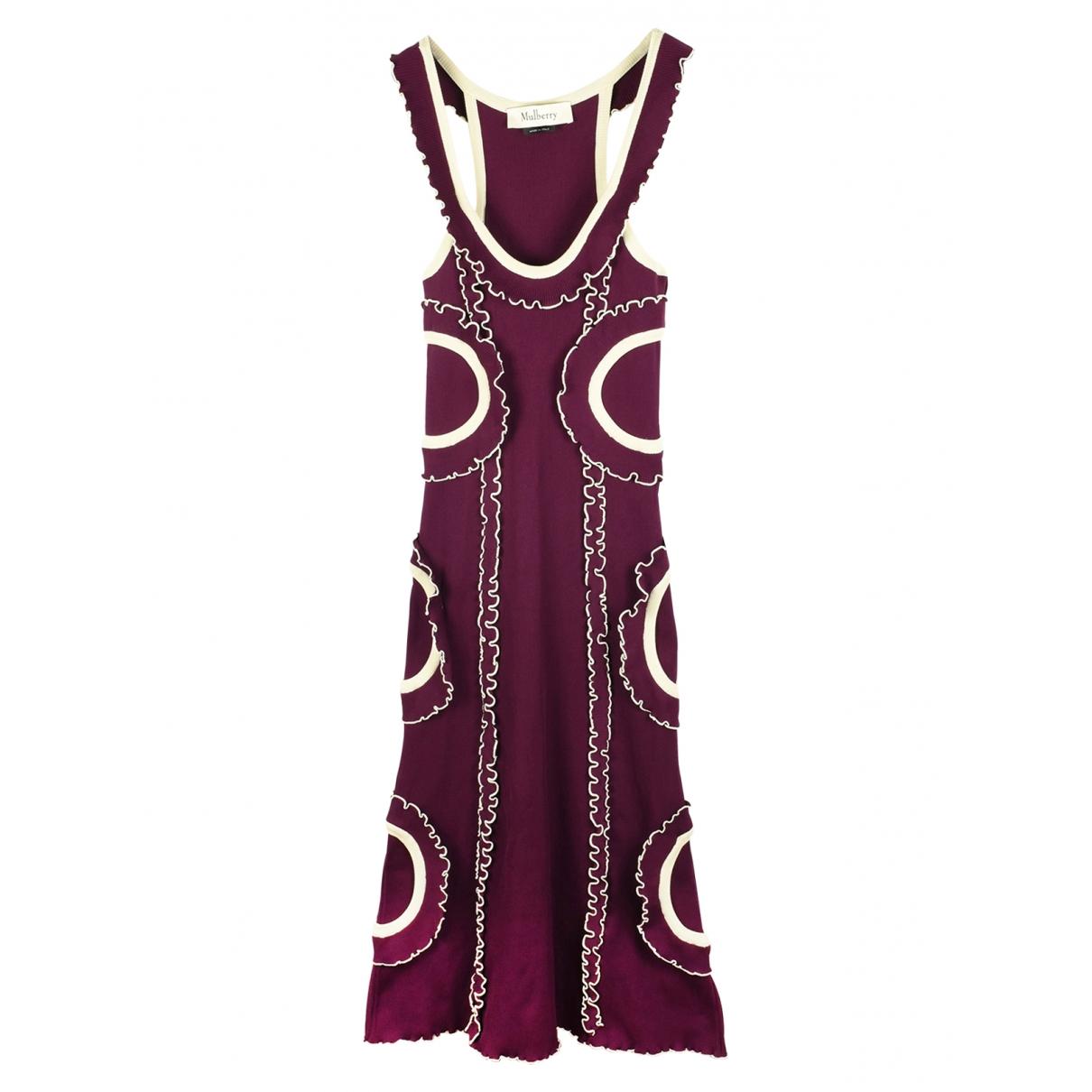 Mulberry - Robe   pour femme - bordeaux