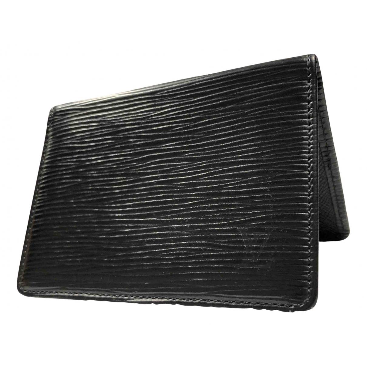 Marroquineria  Coin Card Holder de Cuero Louis Vuitton