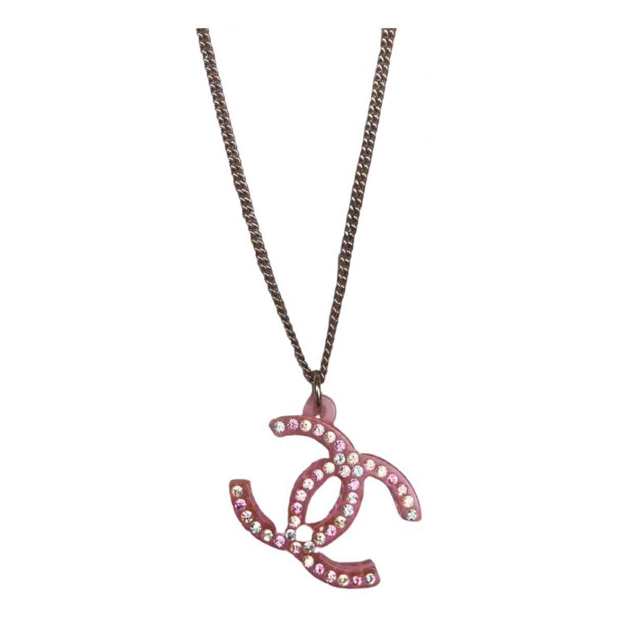 Collar CC Chanel