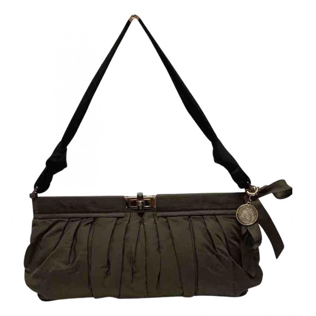 Lanvin N Brown Cloth handbag for Women N