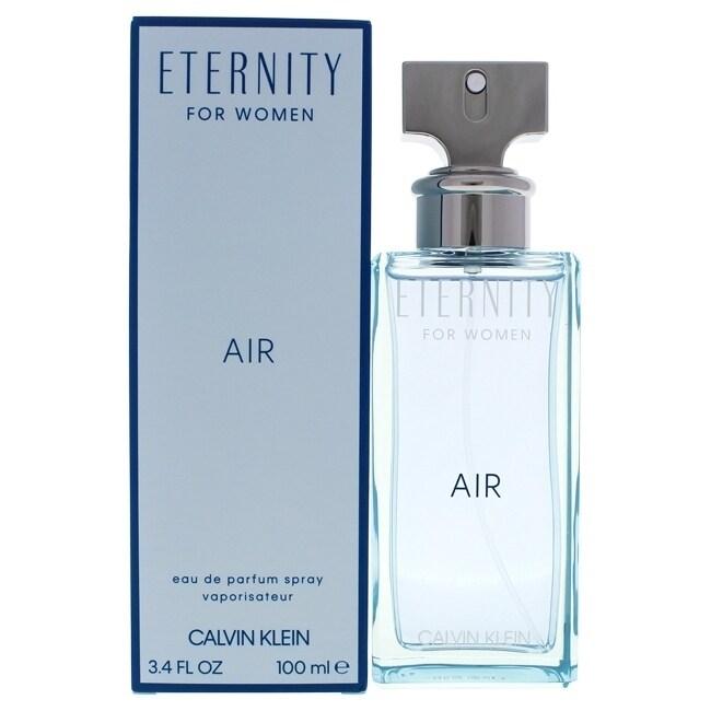 Calvin Klein Eternity Air 3.4 oz EDP Spray RETAIL