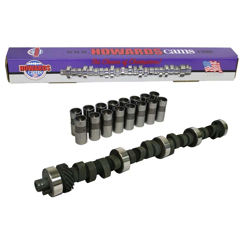 Mechanical Flat Tappet Camshaft & Lifter Kit; 1968 - 1995 Ford 429-460 3400 to 7400 Howards Cams CL241262-08DL CL241262-08DL