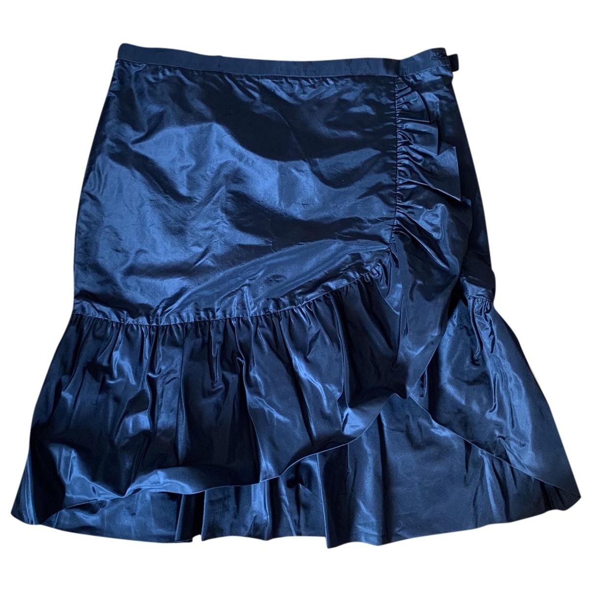 Mini falda de Seda Moschino Cheap And Chic