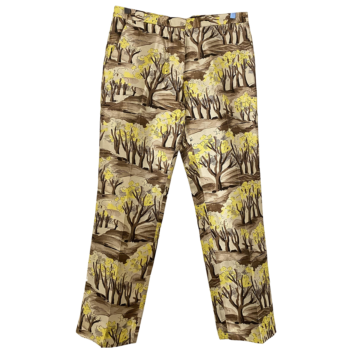 Pantalon recto Marni