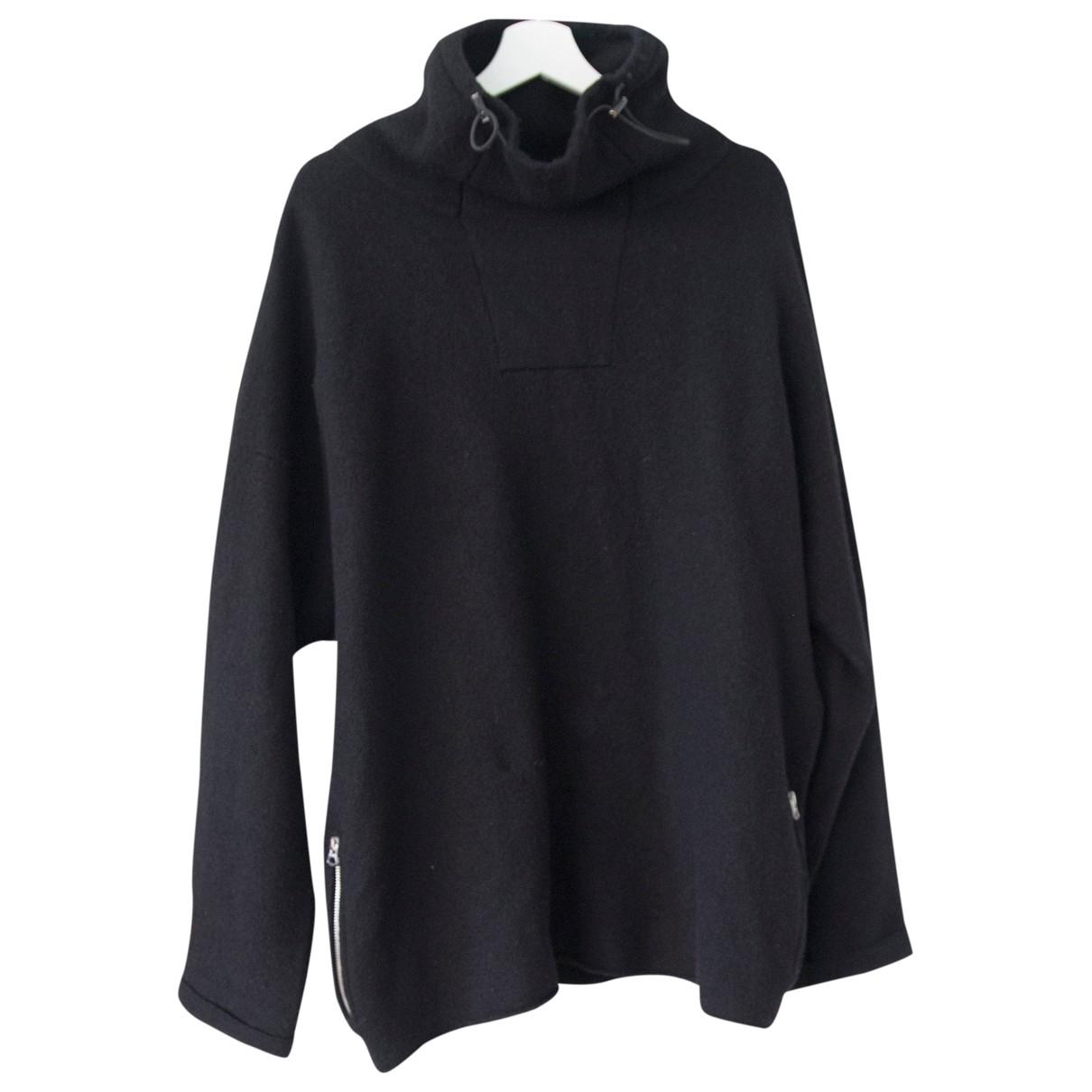 Acne Studios \N Black Wool Knitwear & Sweatshirts for Men M International
