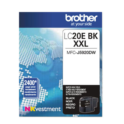 Brother MFC-J775DW Original Black Ink Cartridge, Super High Yield