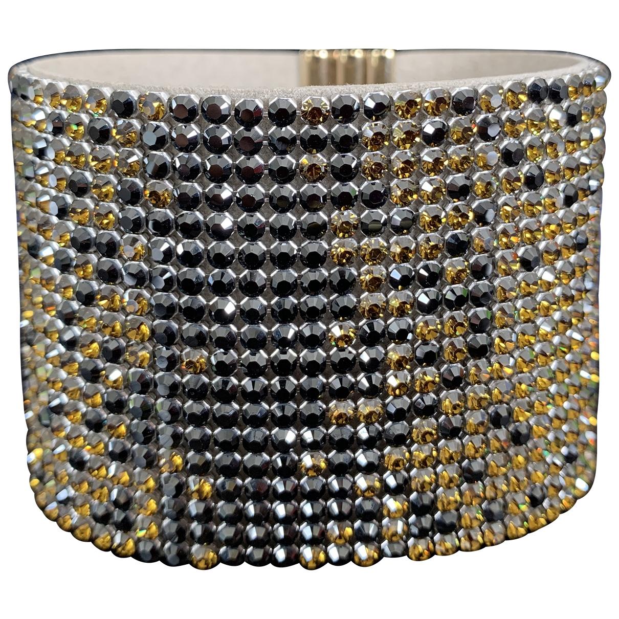 Swarovski Fit Armband in  Gold Kristall