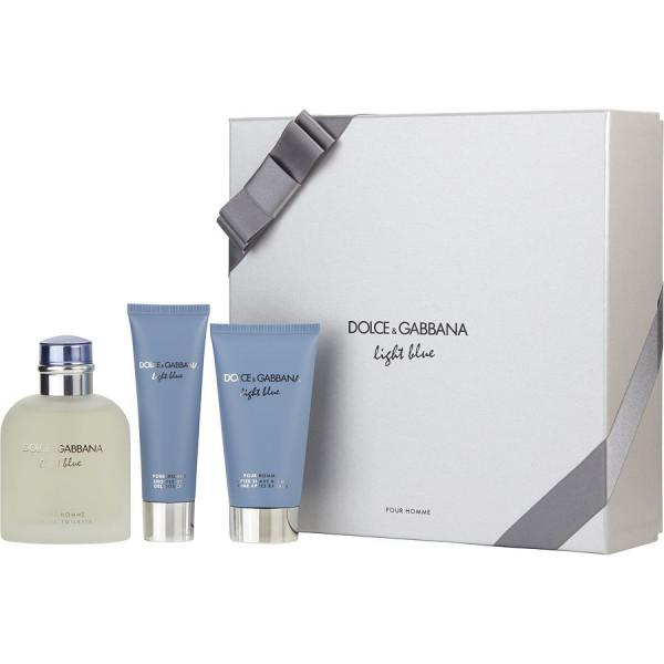 Light Blue Pour Homme - Dolce & Gabbana Estuche regalo 125 ML