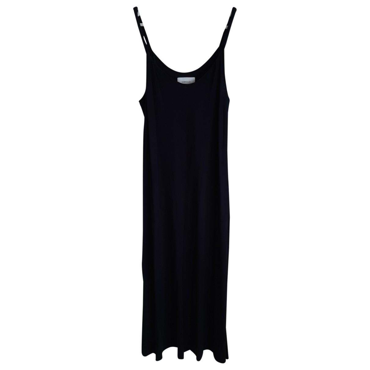 Current Elliott \N Anthracite Cotton dress for Women 1 0-5