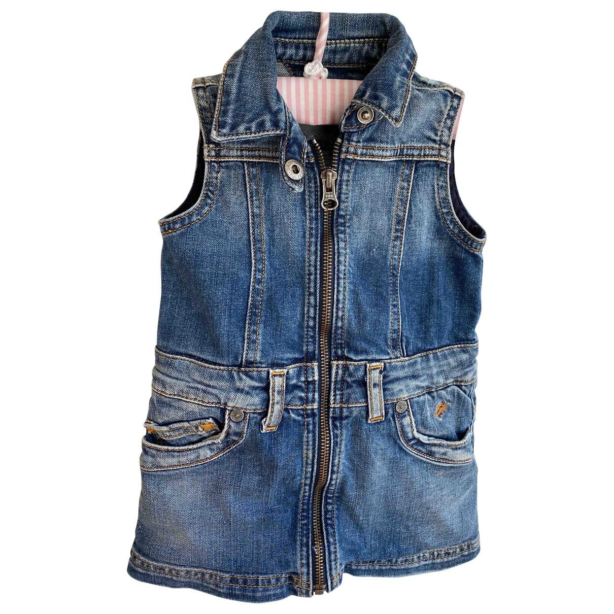 Tommy Hilfiger \N Blue Denim - Jeans dress for Kids 12 months - until 29 inches UK