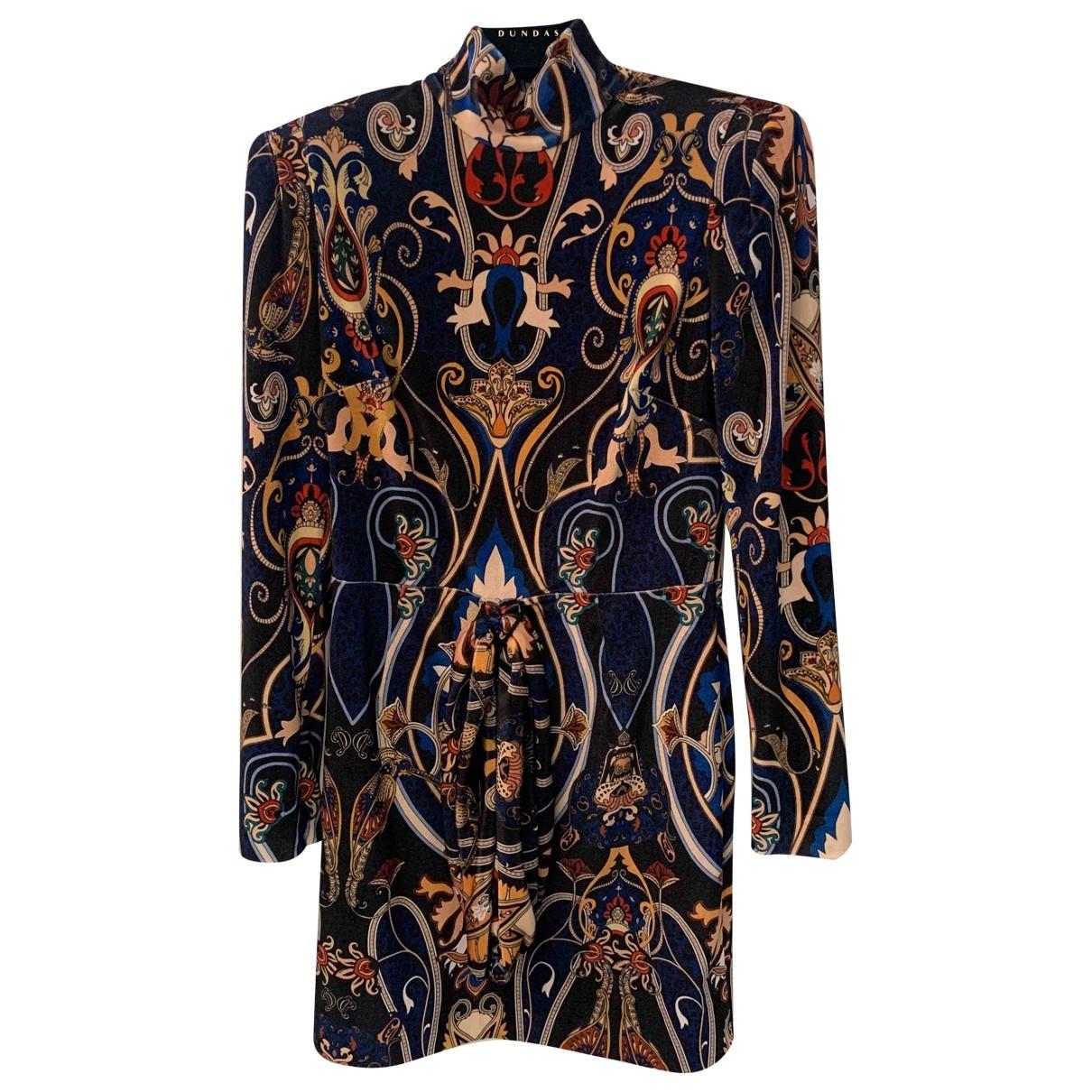 Dundas - Robe   pour femme - multicolore