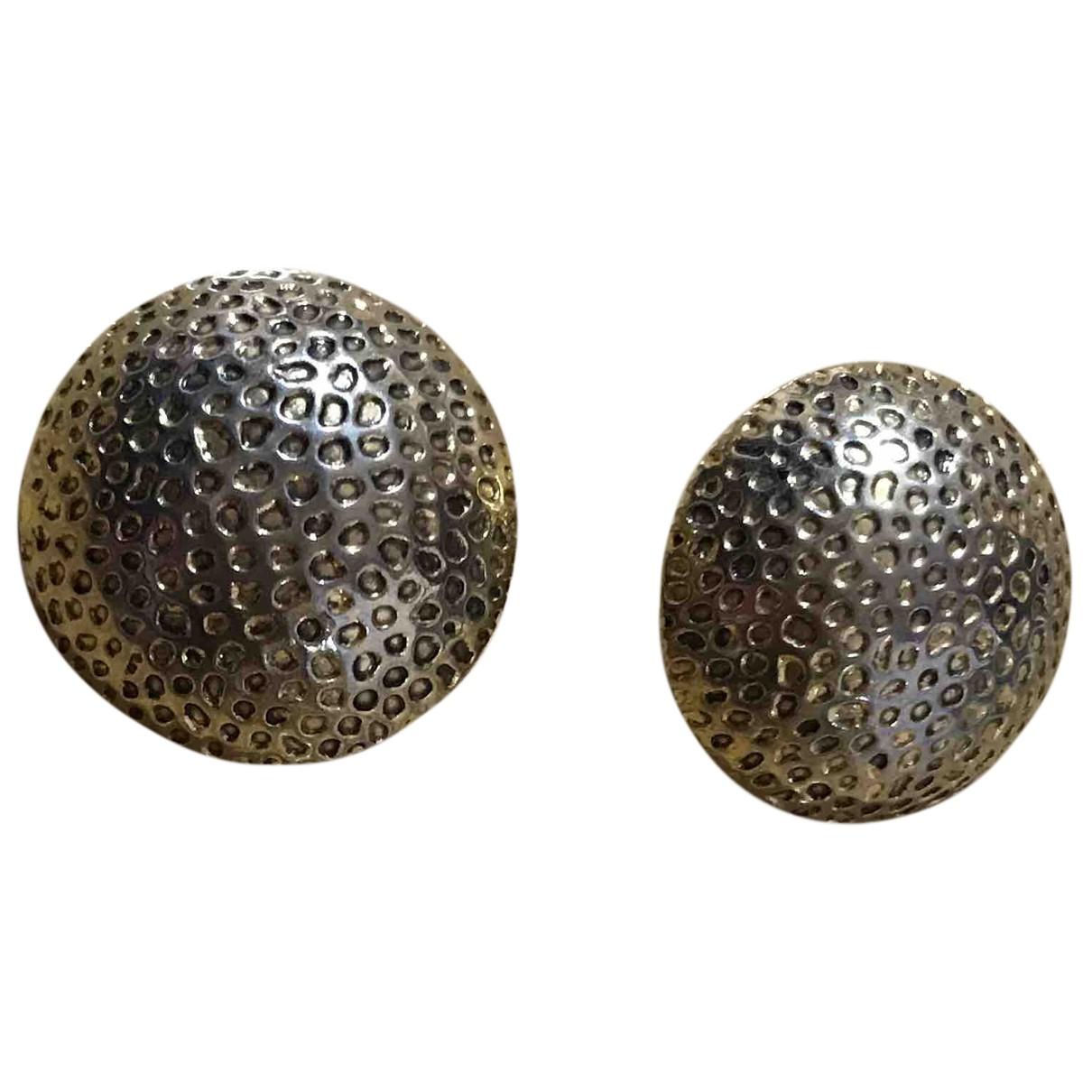 Autre Marque - Boucles doreilles   pour femme en metal - dore