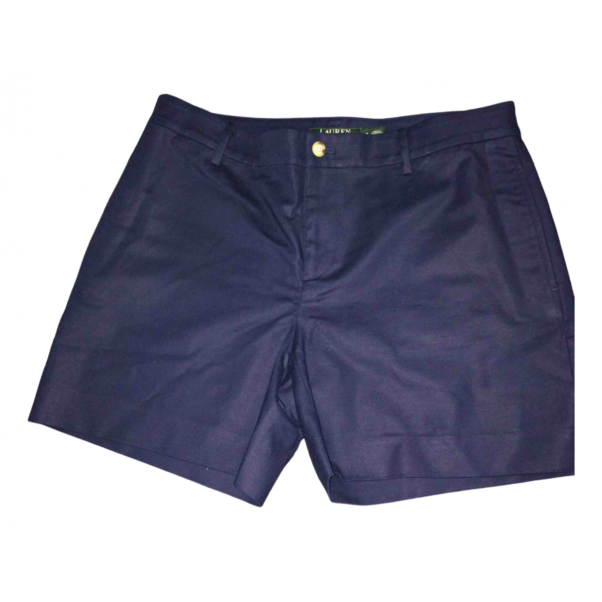 Lauren Ralph Lauren \N Shorts in  Blau Baumwolle