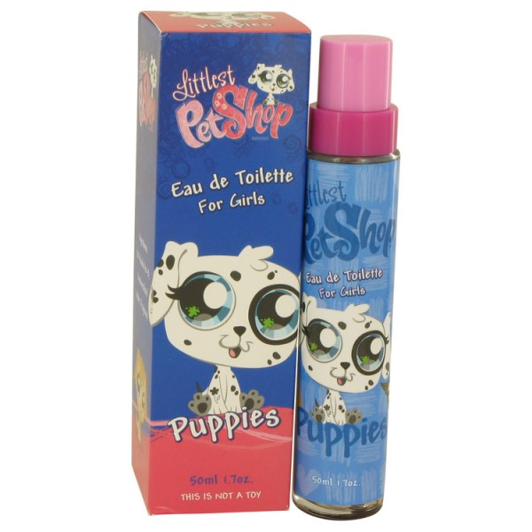 Marmol & Son - Littlest Pet Shop Puppies : Eau de Toilette Spray 1.7 Oz / 50 ml