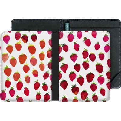 tolino vision 3 HD eBook Reader Huelle - Strawberries von Amy Sia