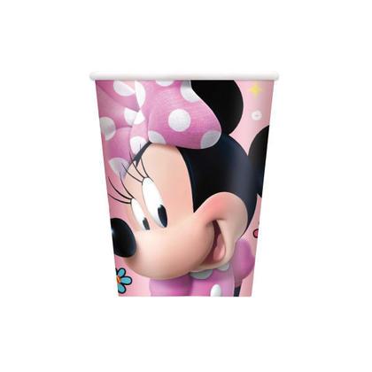 Minnie Mouse 8 9 oz. Cups Pour la fête d'anniversaire