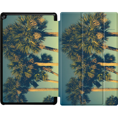 Amazon Fire HD 10 (2017) Tablet Smart Case - Sea Palms von Joy StClaire