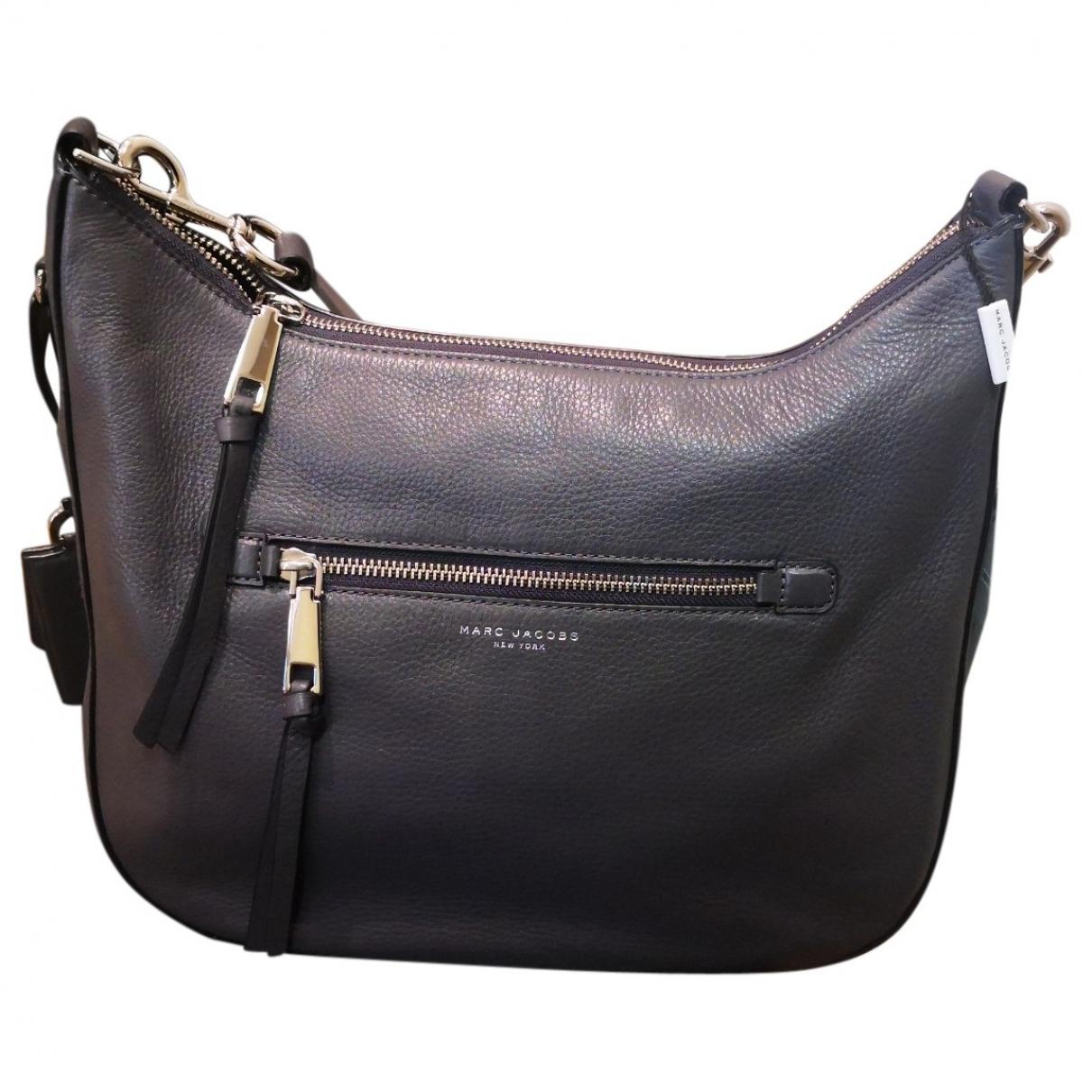 Marc Jacobs \N Handtasche in  Grau Leder