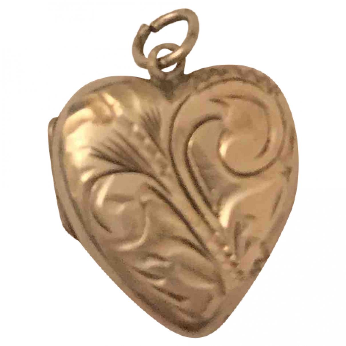 - Pendentif Motifs Coeurs pour femme en metal - argente