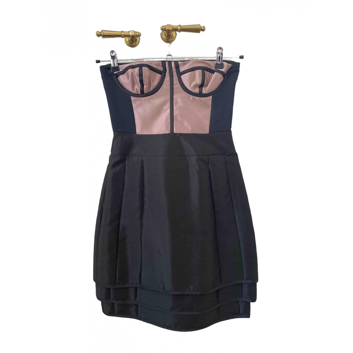 Reiss \N Black Silk dress for Women 8 UK