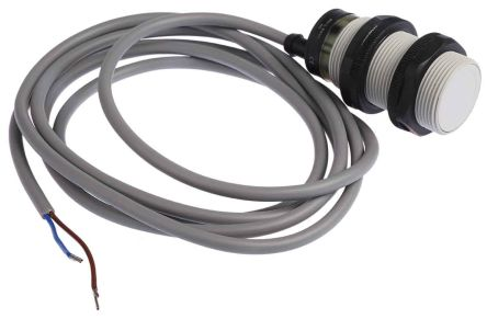 RS PRO 62mm Flush Mount Capacitive sensor, PNP-NO/NC Output, 10 mm Detection Range, IP67