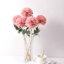 1 pieza hortensia artificial