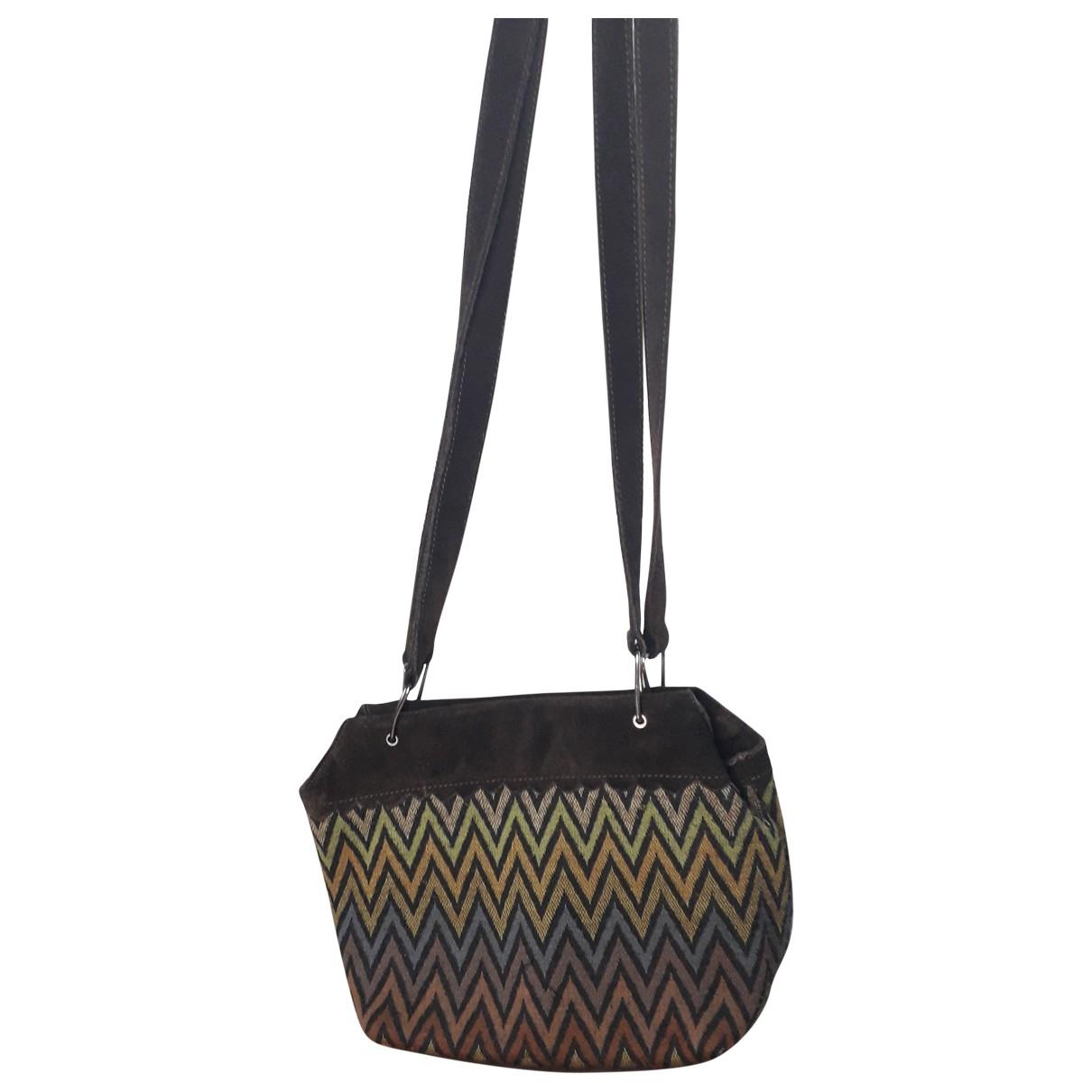 Missoni \N Handtasche in  Bunt Wolle