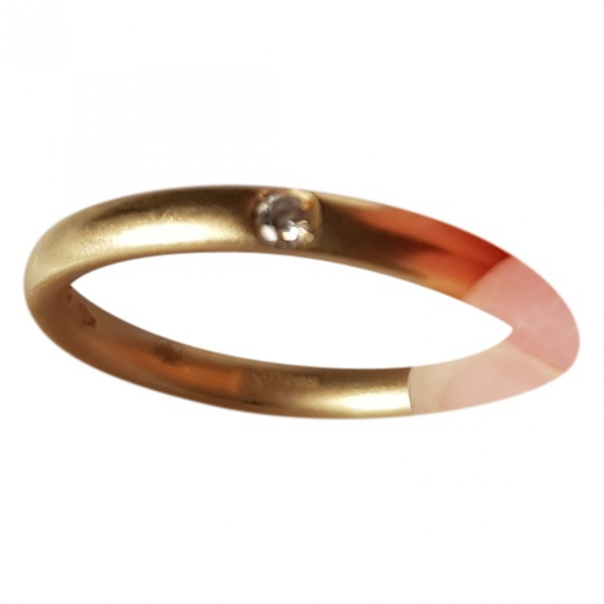 Pomellato Lucciole Gold Yellow gold ring for Women 52 MM