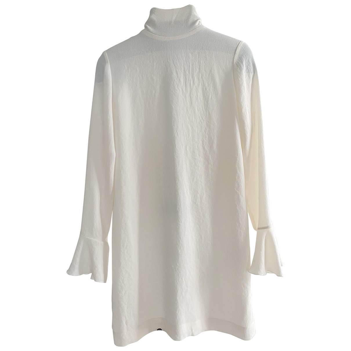 Iro \N Kleid in  Weiss Synthetik
