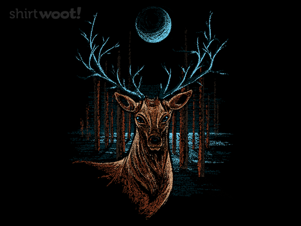 Keeper Of The Forest T Shirt