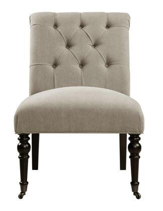 DS-2509-900-395 Dining Chair Tucra Cloud Velvet in Grey