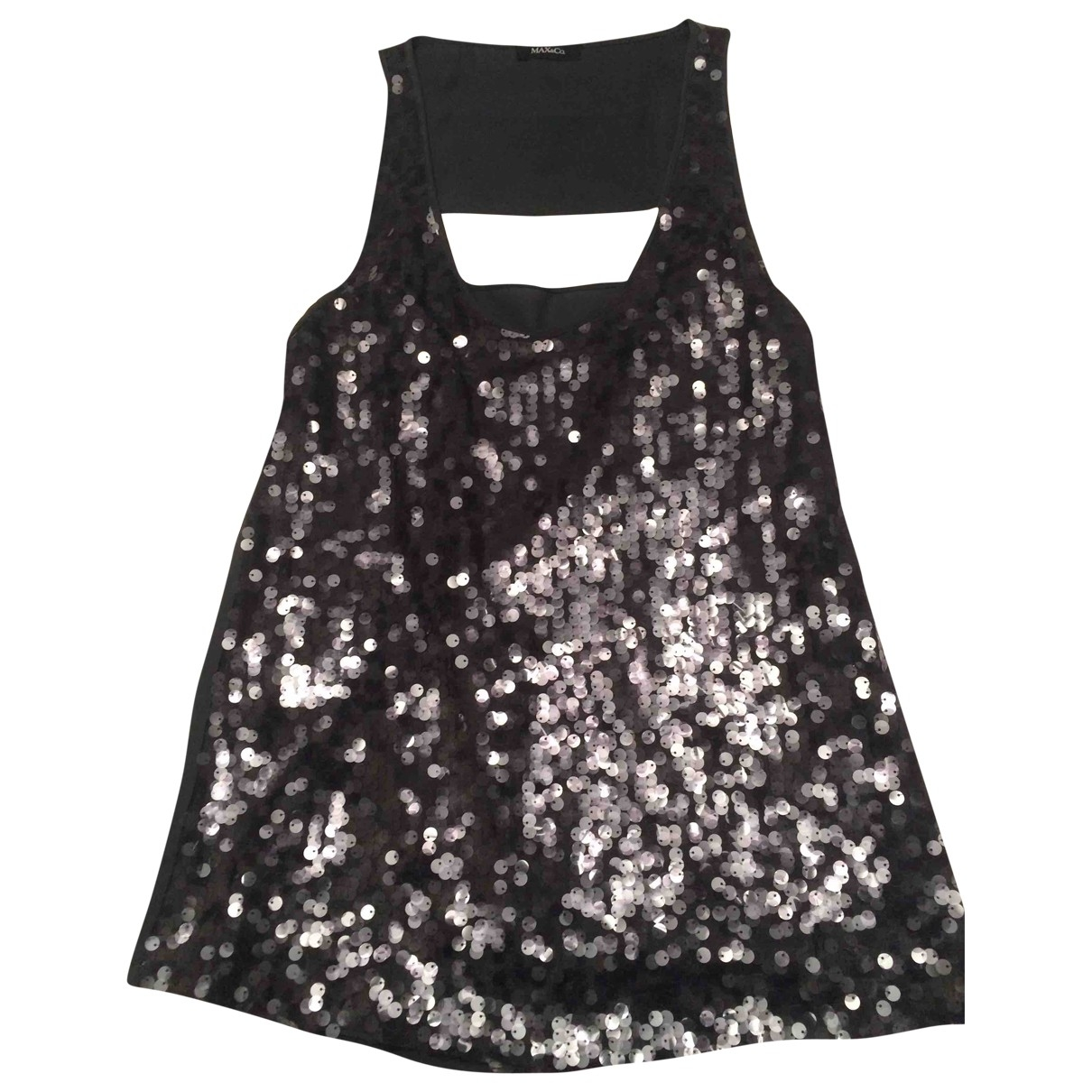 Max & Co \N Top in  Anthrazit Polyester