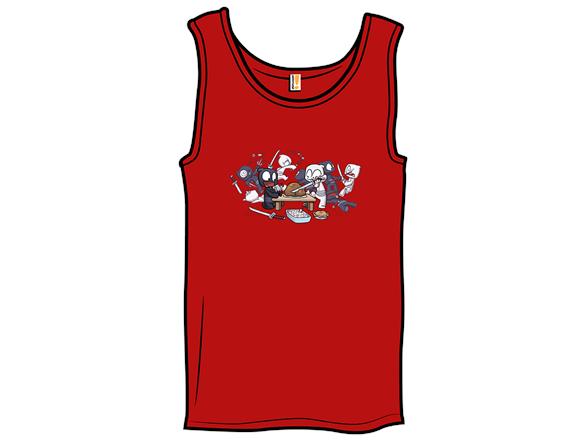 Unstealthiest Ninja: Holiday T Shirt
