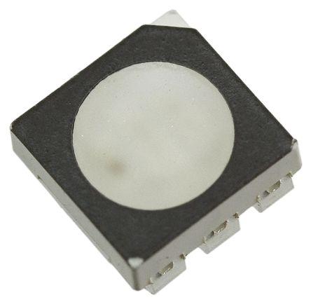 Cree 2.6 V, 4 V RGB LED PLCC 6 SMD,  CLP6C-FKB-CK1P1G1BB7R3R3 (5)
