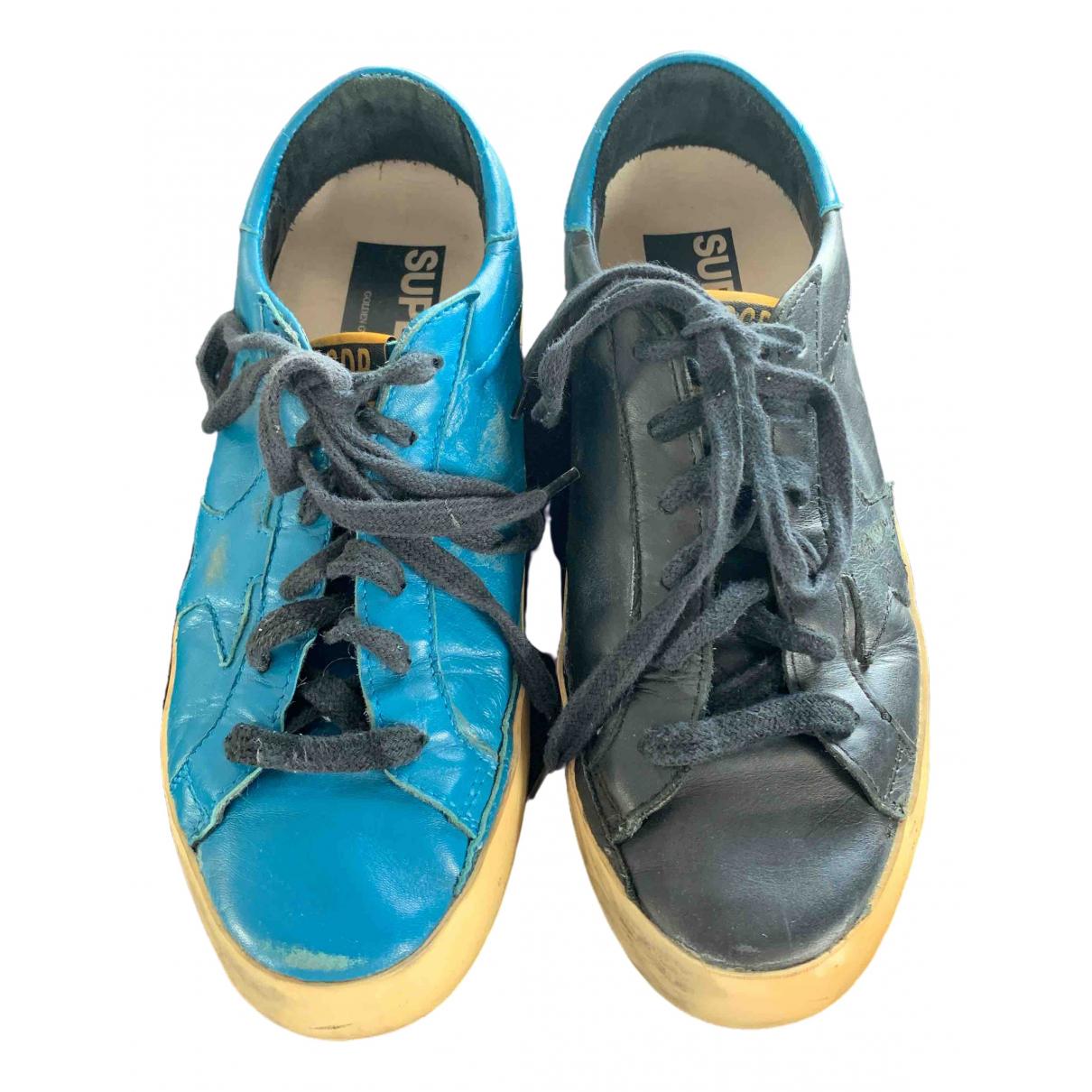Golden Goose \N Sneakers in  Bunt Leder
