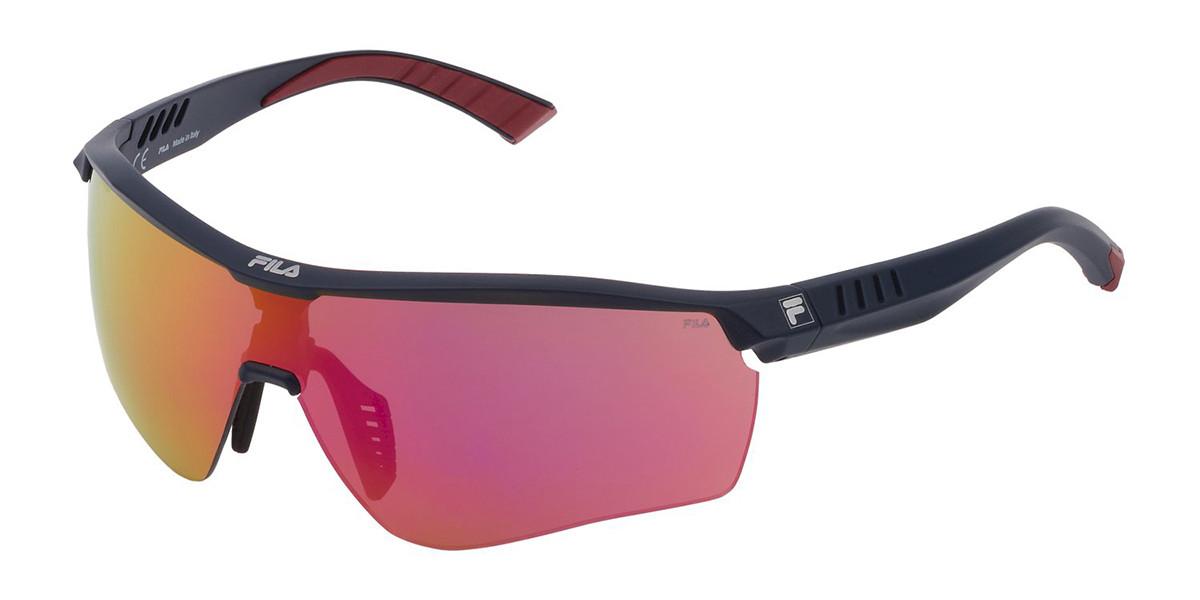 Fila SF9326 7SFA Mens Sunglasses Blue Size 99