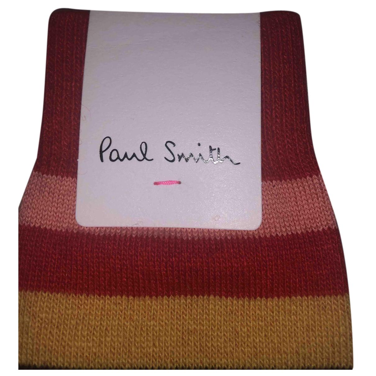 Paul Smith \N Tuecher, Schal in  Bunt Baumwolle