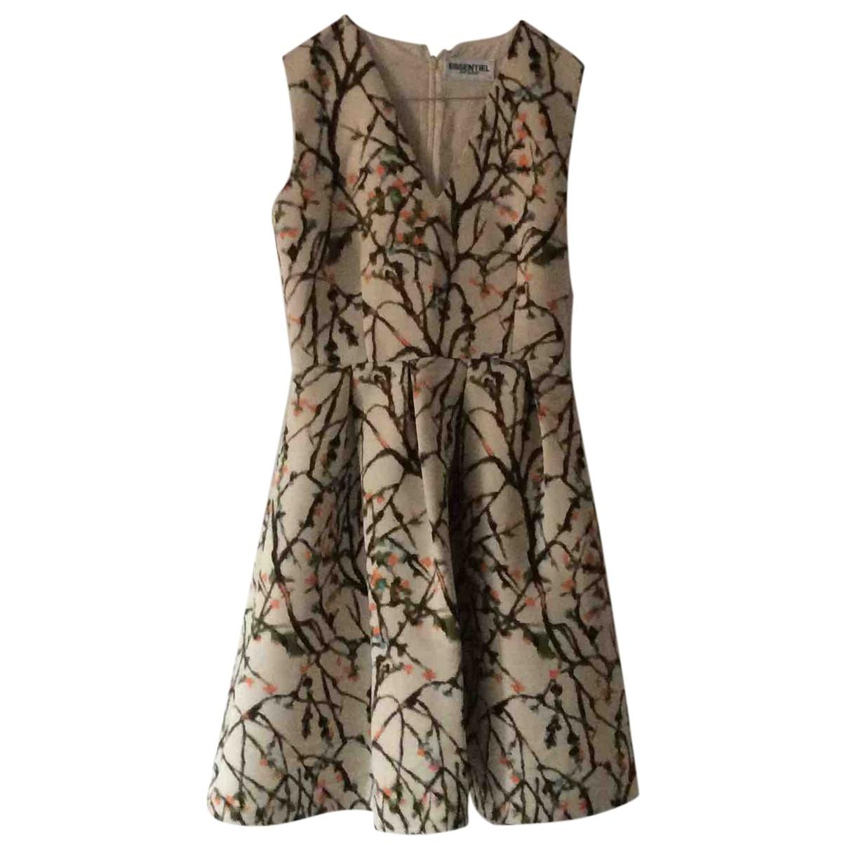 Essentiel Antwerp \N Kleid in Polyester